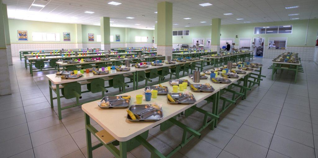 Menús de comedor - Colegio Cisneros Alter